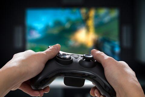 Gewalt bei Videospielen