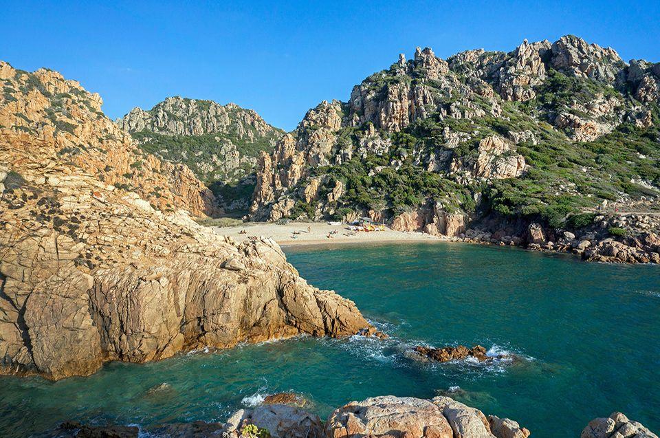 Li Cossi, Costa Paradiso