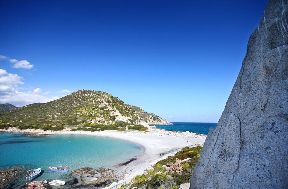Spiaggia di Punta Molentis, Villasimius