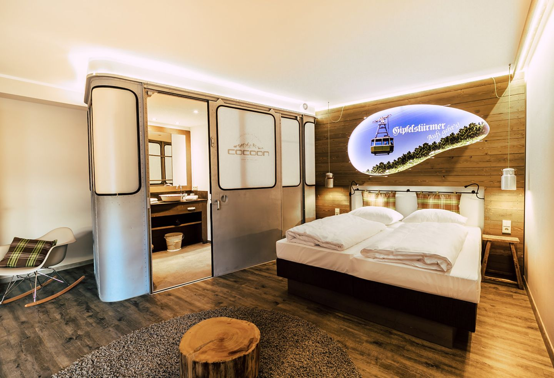Cocoon Hotel in München