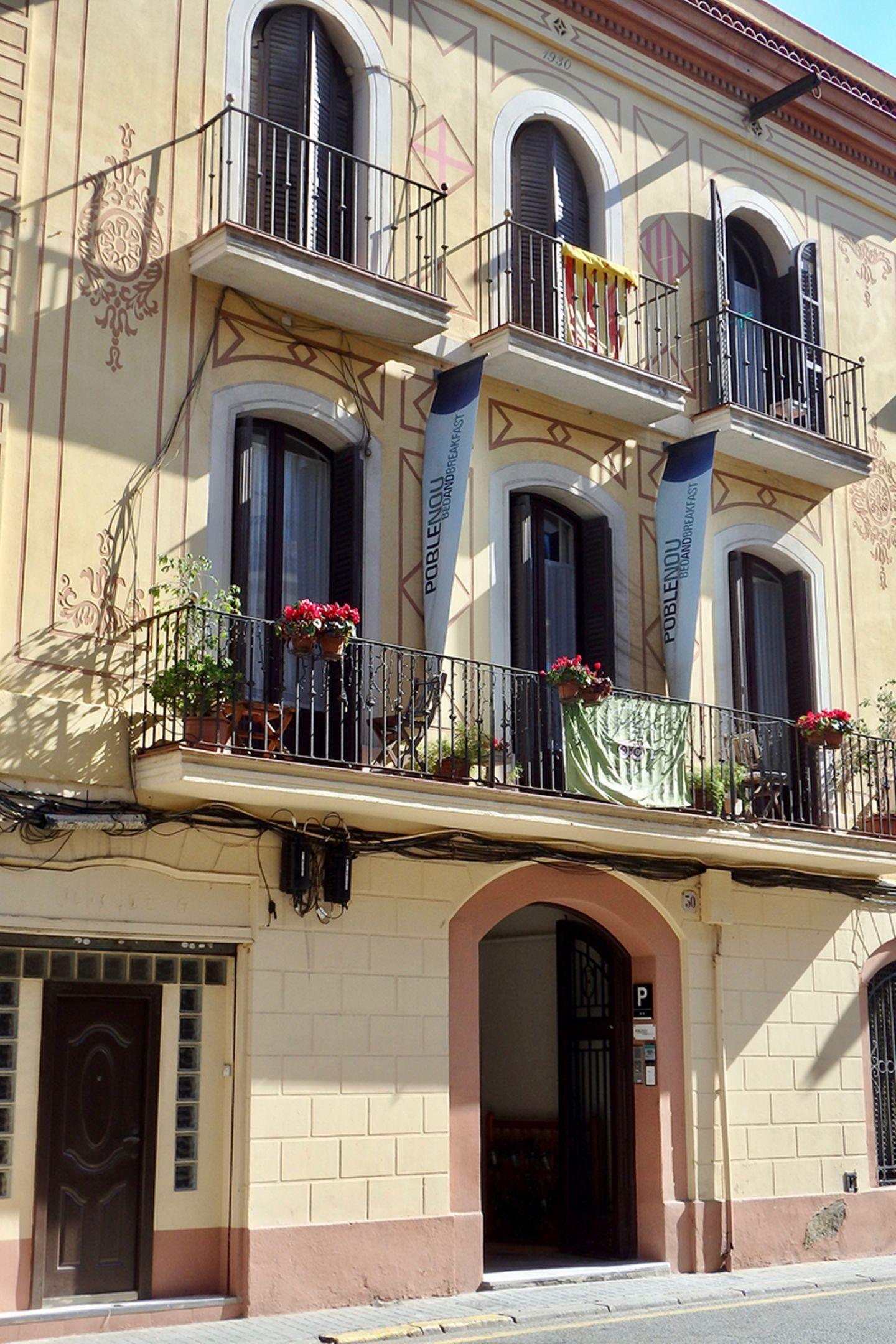 Hostal Poblenou in Barcelona