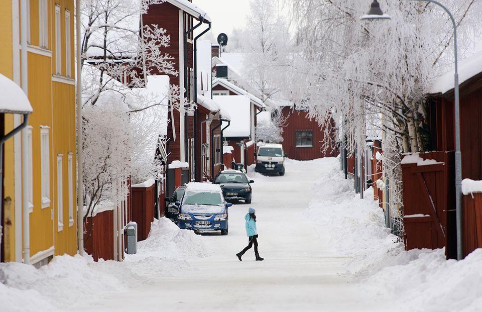 Falun, Schweden