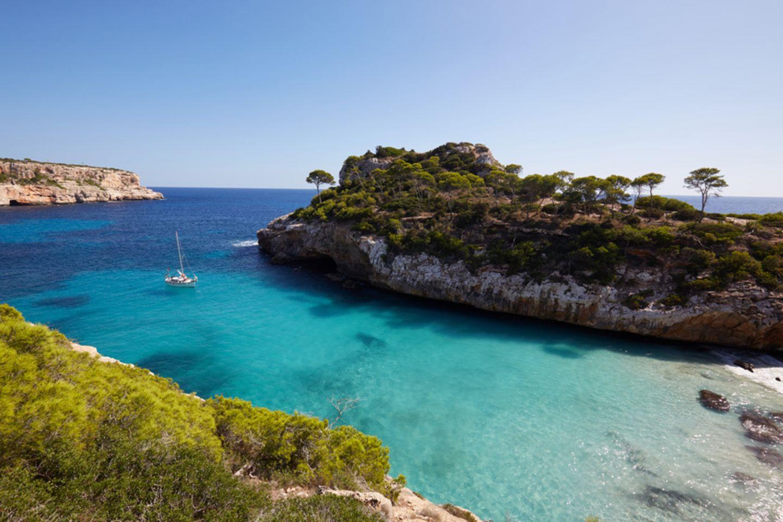 Caló des Moro, Mallorca