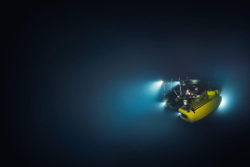 U-Boot der Alucia