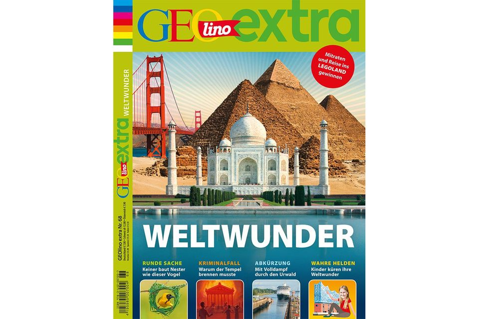 GEOlino Extra Weltwunder