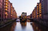 UNESCO-Welterbe Hamburger Speicherstadt