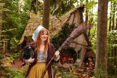 Die kleine Hexe - mit Karoline Herfurth