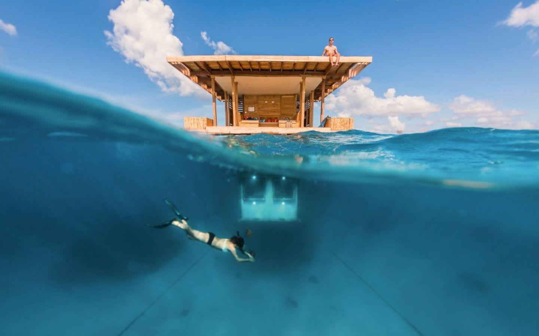 Mikael Genberg – Manta Unterwasser-Zimmer, Pemba Island, Zanzibar, Tanzania