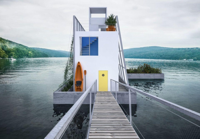 Carl Turner – Hausboot, UK