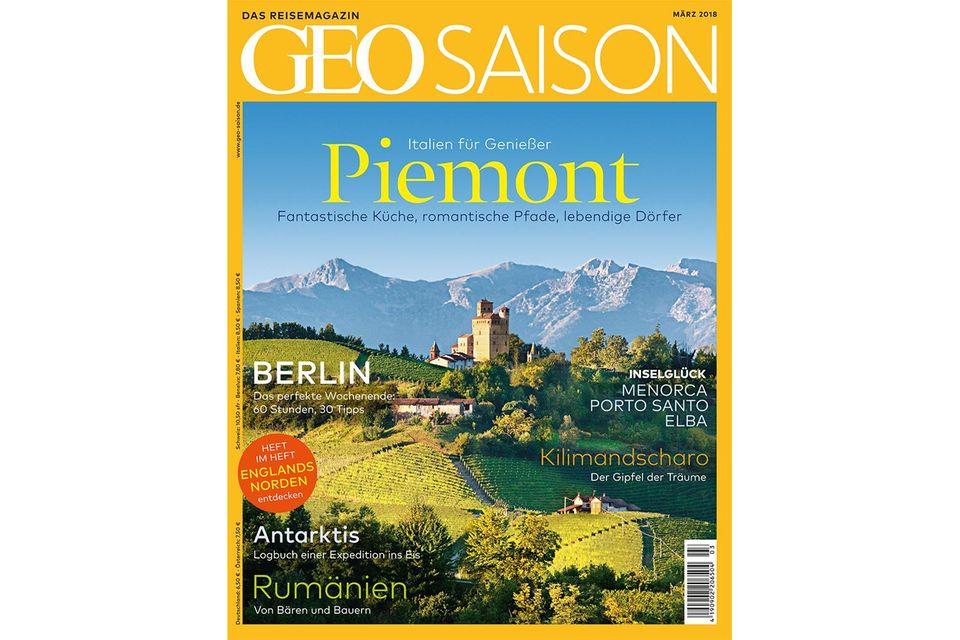 GEO Saison - Piemont