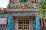 Sri Veeramakaliamman Templ, Singapur