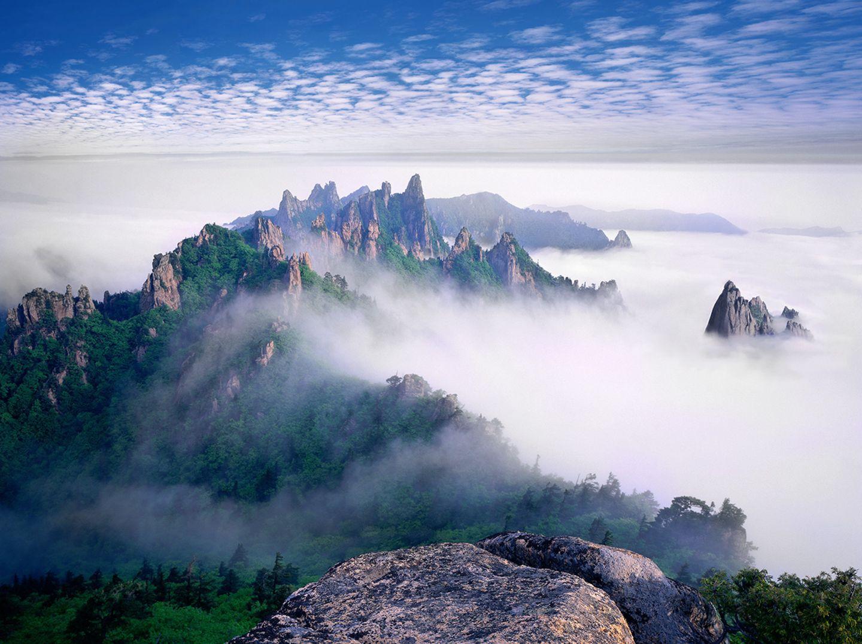Seoraksan National Park, Südkorea