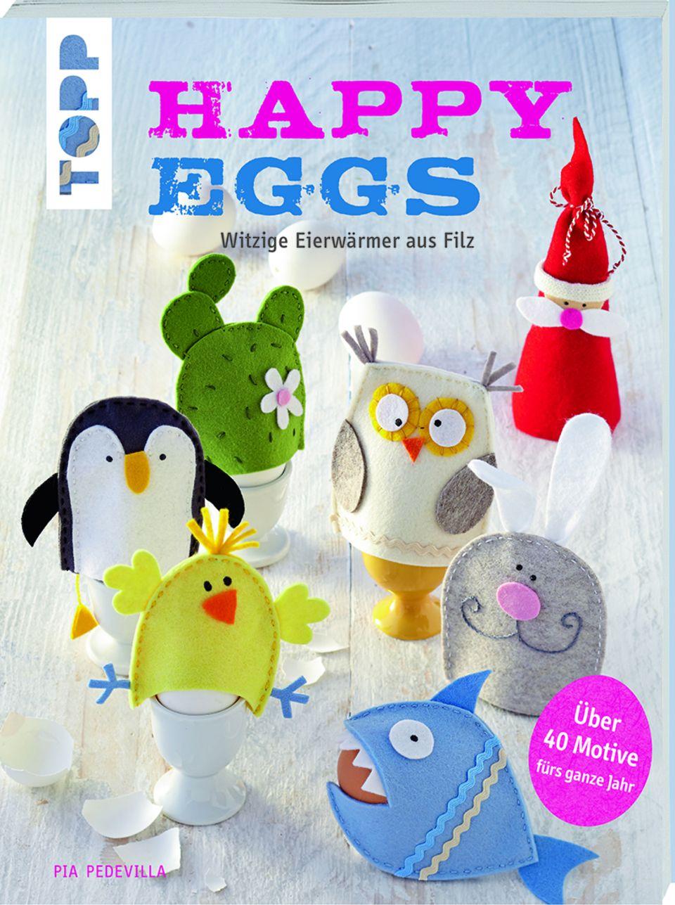 HAPPY EGGS Cover
