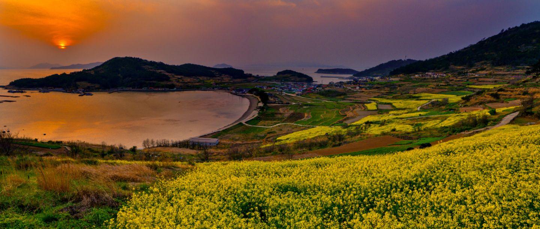 Cheongsando, Südkorea