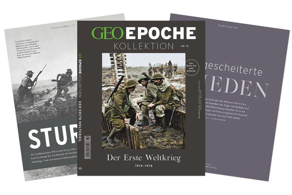 GEO Epoche, Weltkrieg