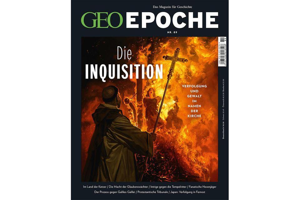 GEO Epoche Nr. 89 - Die Inquisition