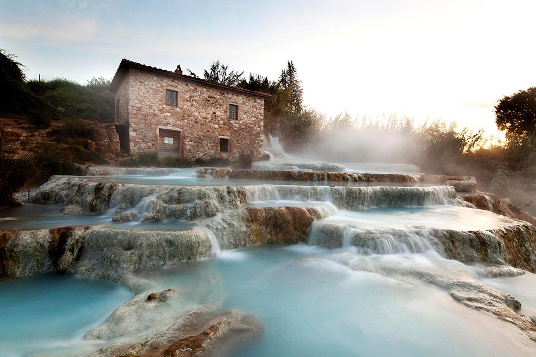 Saturnia, Italien