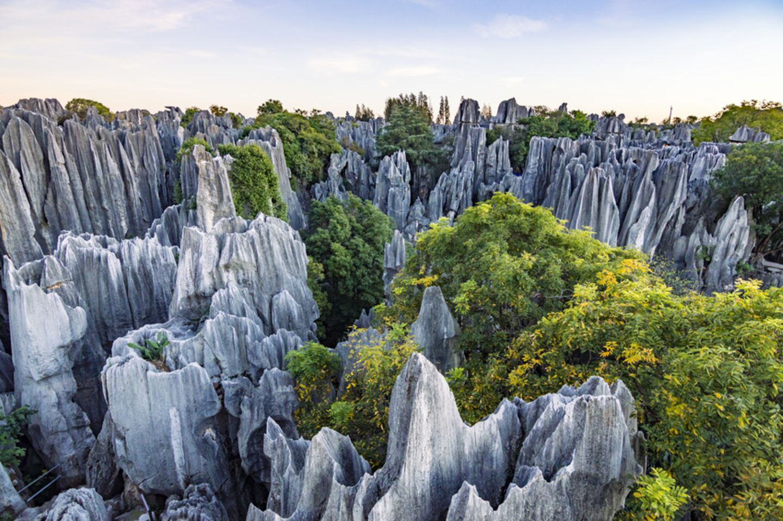 Steinerner Wald (Shilin), China