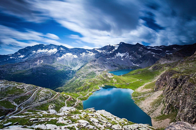 Gran Paradiso National Park, Italien