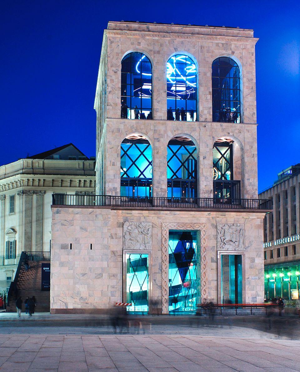 Museo del Novecento, Mailand