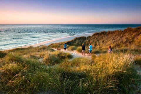 Strand in Norddeutschland