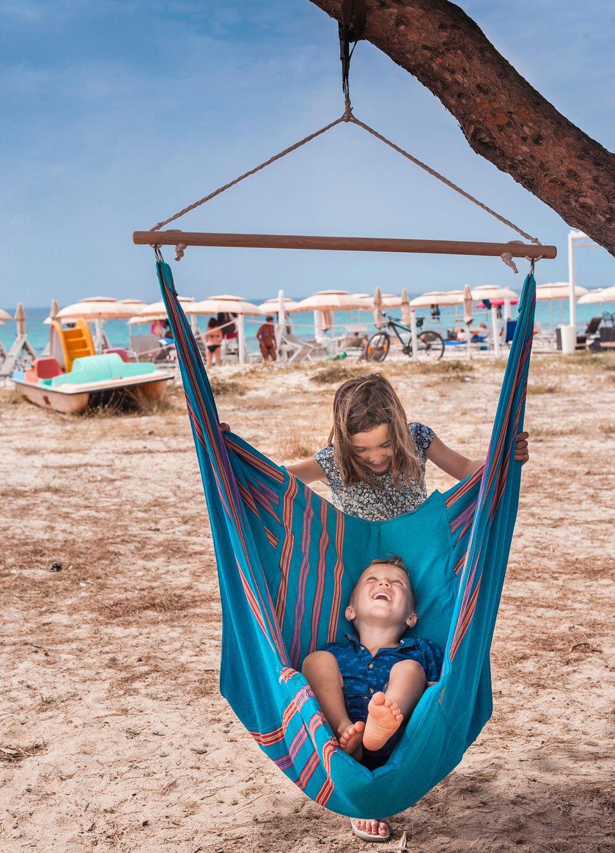 Kinder, Sardinien