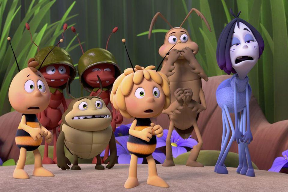 Biene Maja - Honigspiele