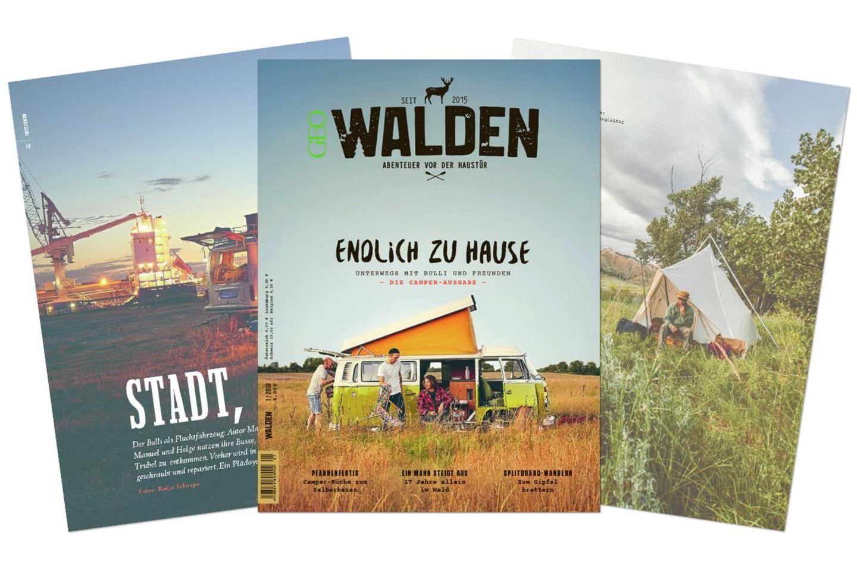 Walden - Die Camper-Ausgabe