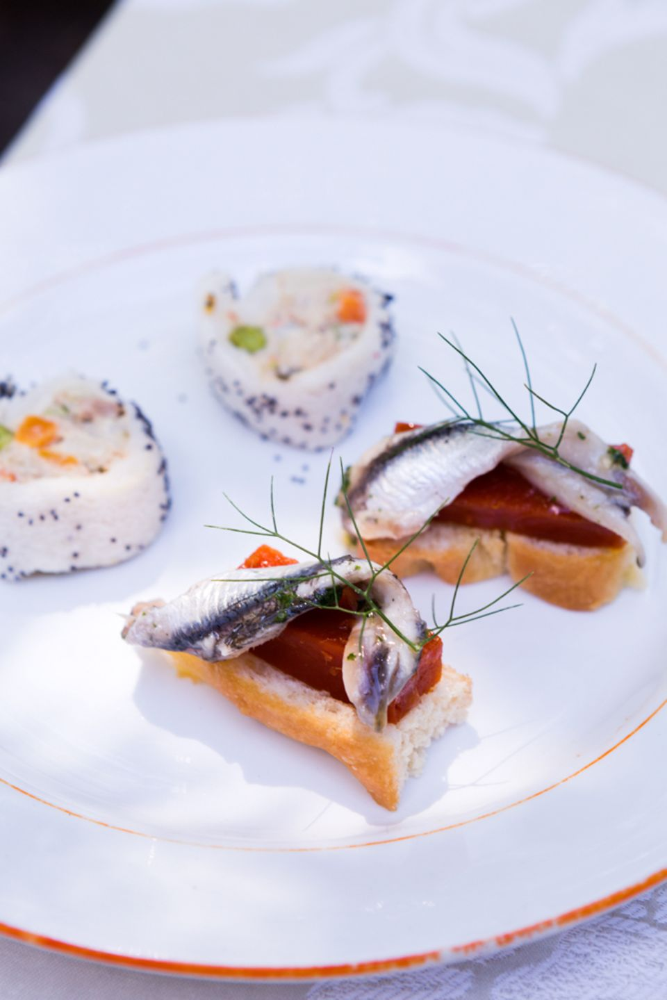 Piemont, Restaurant Santisè