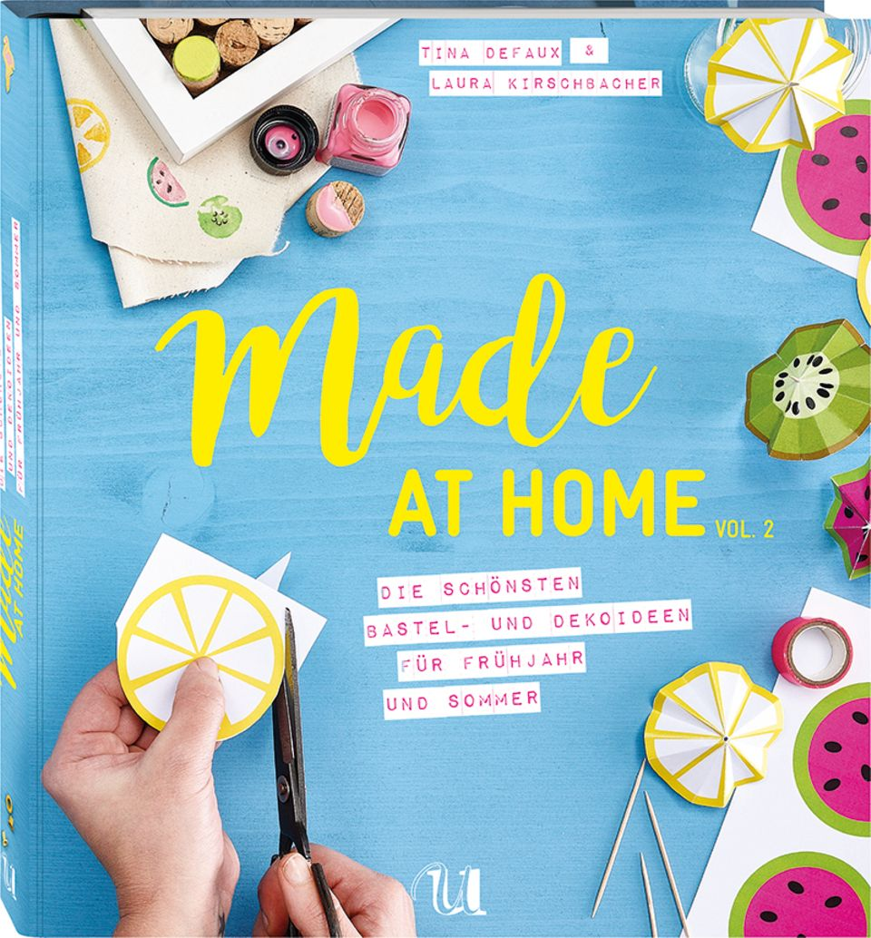 Made at home - Cover