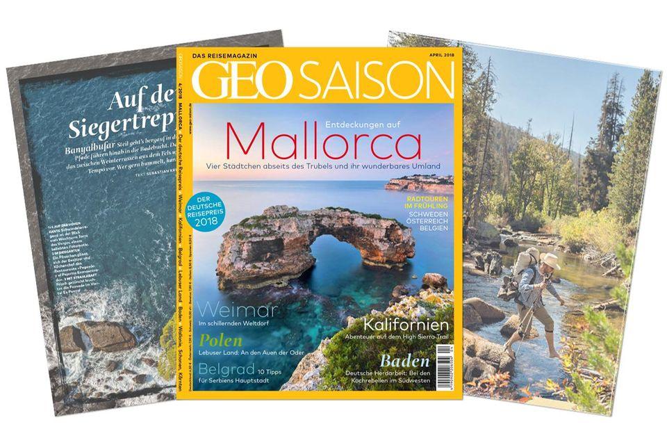 GEO Saison Mallorca