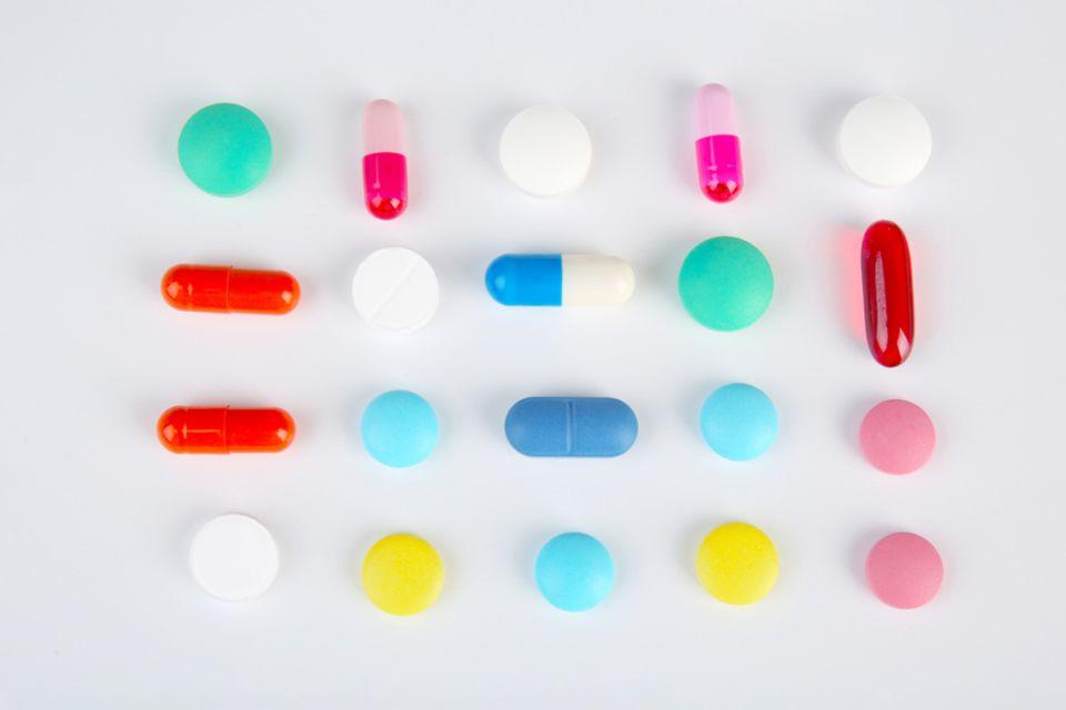 Medikamente, Tabletten