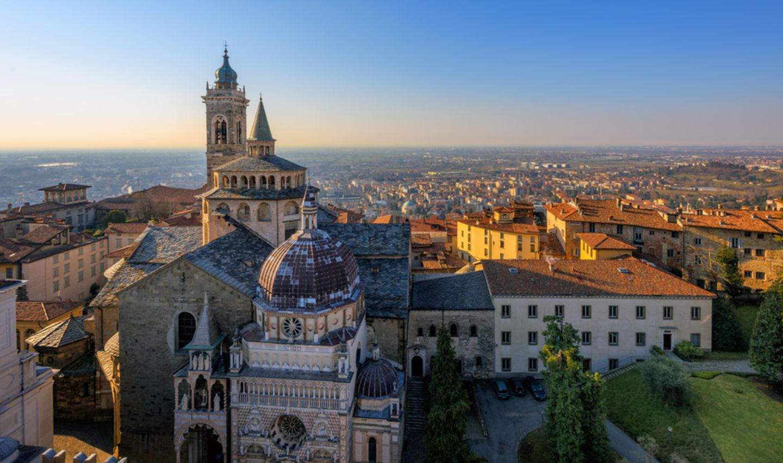Bergamo - Boris Stroujko/Fotolia
