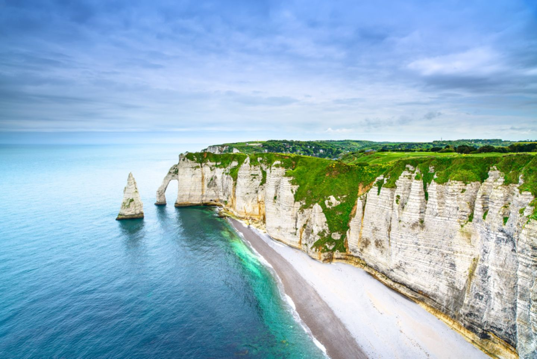 Étretat, Frankreich