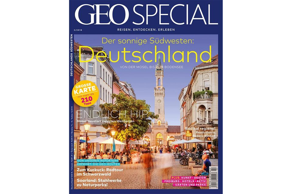 GEO Special Nr. 02/2018