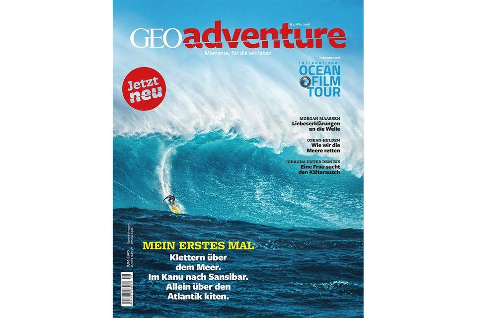 GEO Adventure Nr. 01