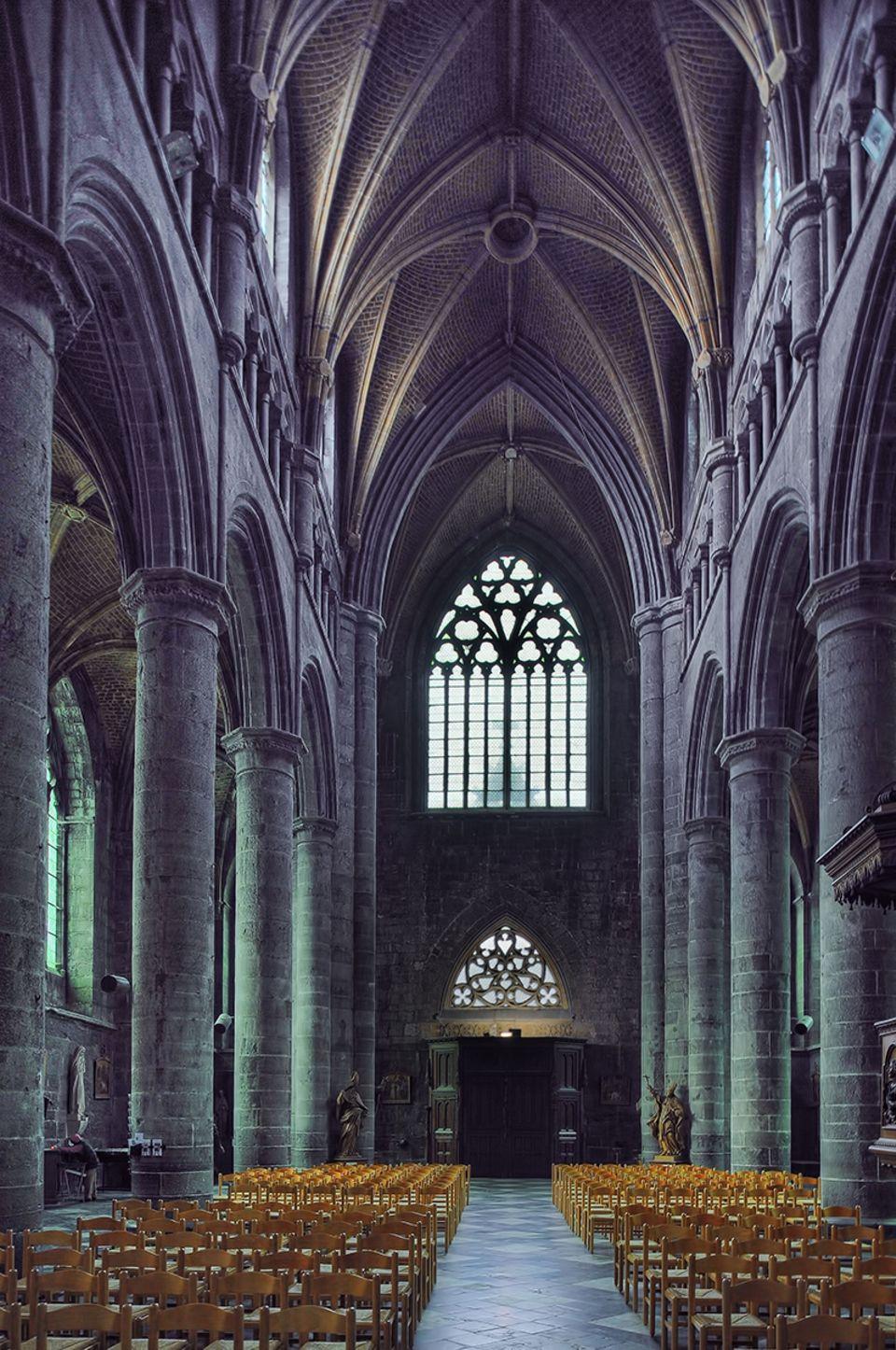 Wallonie, Kathedrale