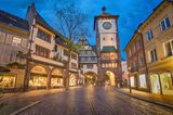 Schwabentor, Freiburg