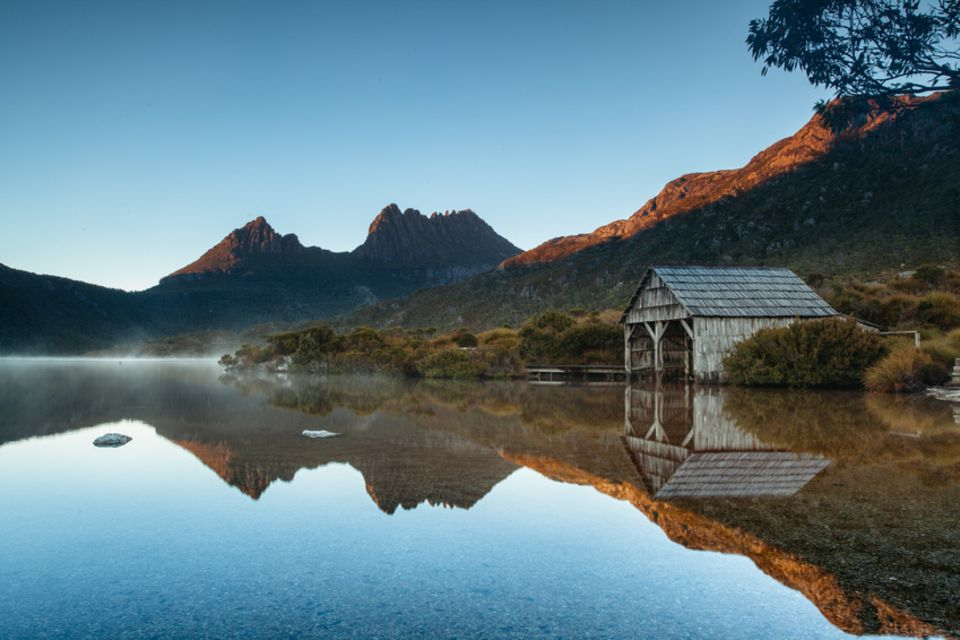 Dove Lake / Cradle Mountain