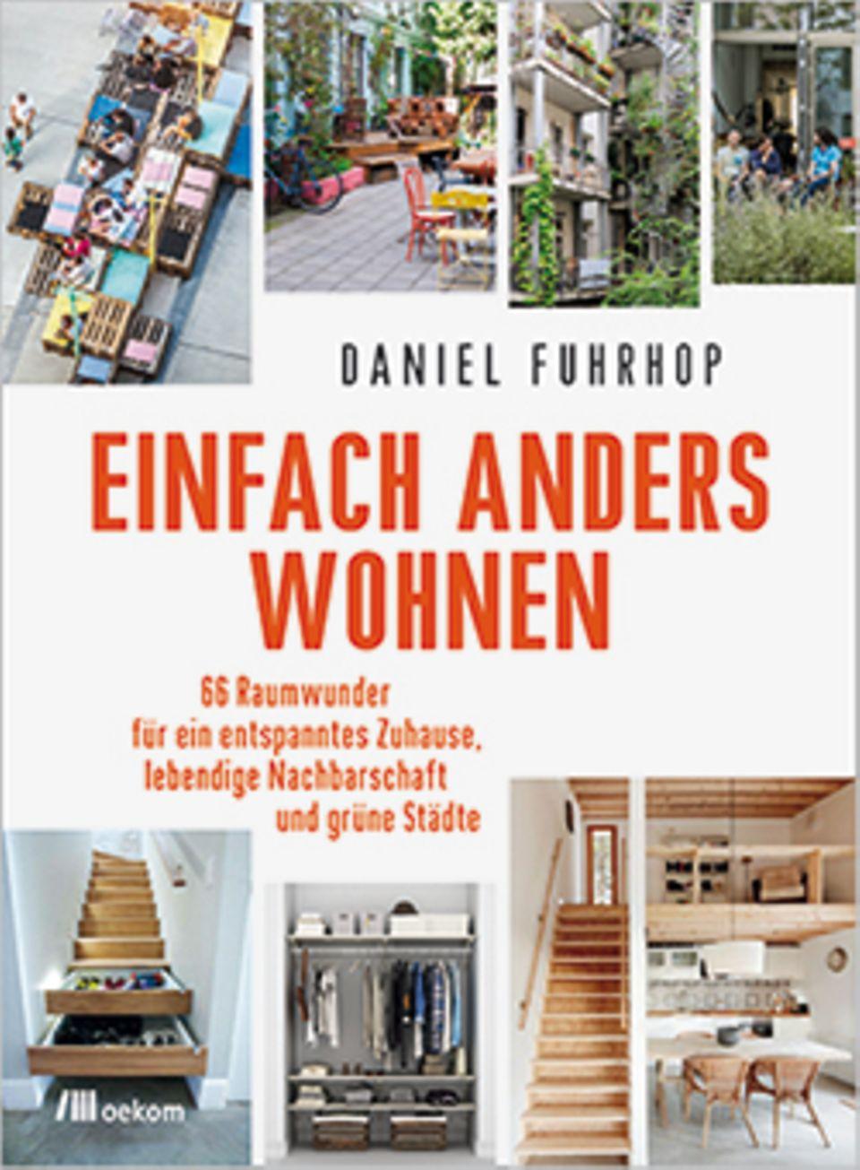 """Titel """"Einfach anders Wohnen"""" von Daniel Fuhrhop"""