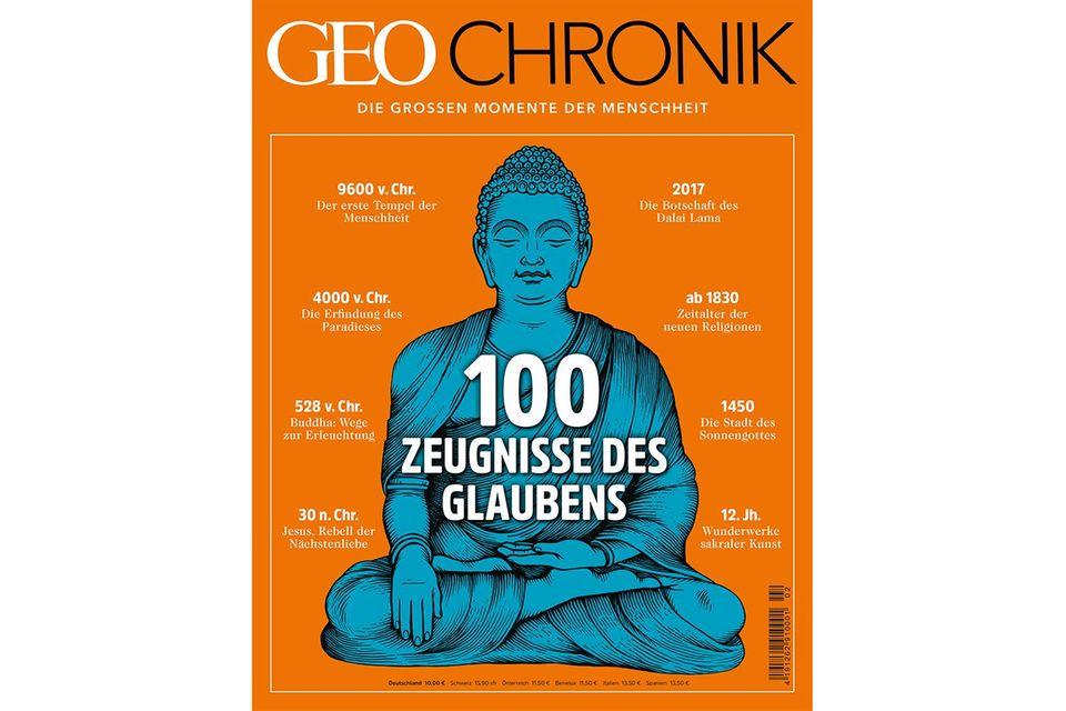 GEO Chronik Nr. 2 - 200 Zeugnisse des Glaubens