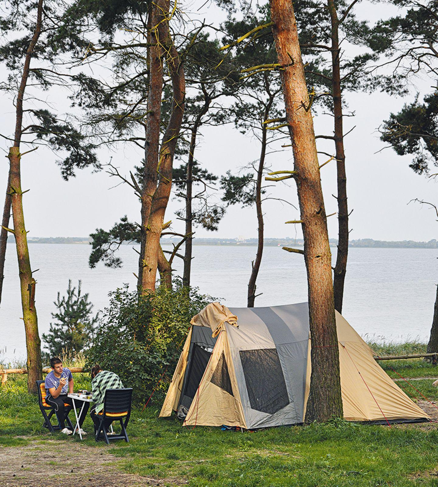Naturcamping Usedom, Mecklenburg-Vorpommern