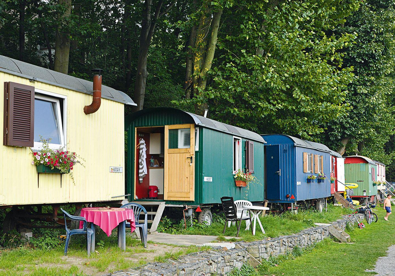 Ruhrcamping, Nordrhein-Westfalen