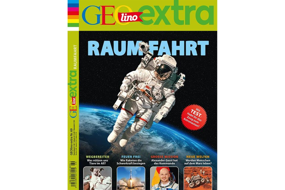 GEOlino Extra - Raumfahrt