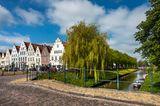 Friedrichstadt, Nordfriesland, Schleswig-Holstein, Deutschland, Europa