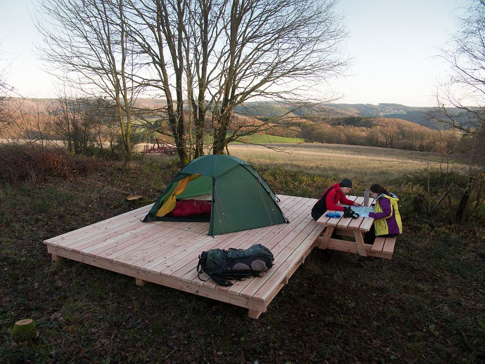 Trekking, Naturpark Nordeifel