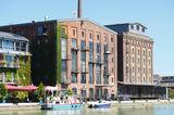 Münster, Hafenbecken