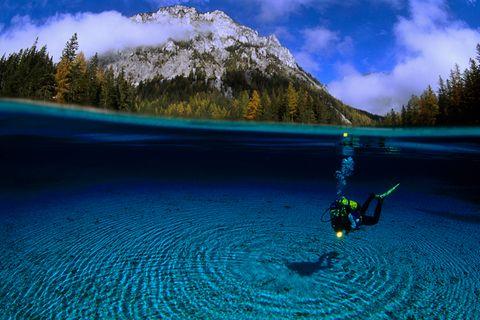 Grüner See, Österreich