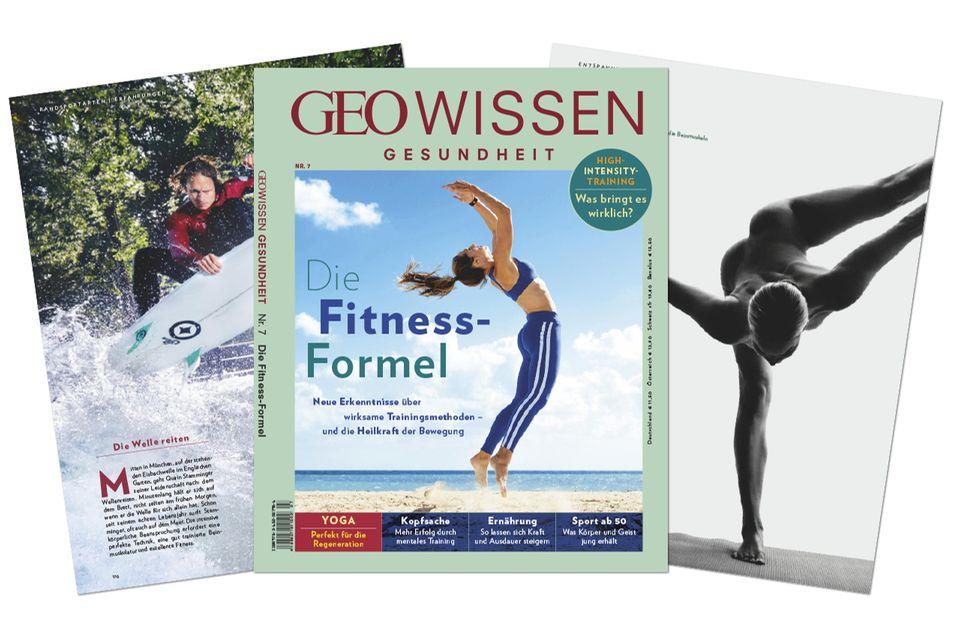 """GEO Wissen Gesundheit """"Die Fitness-Formel"""""""