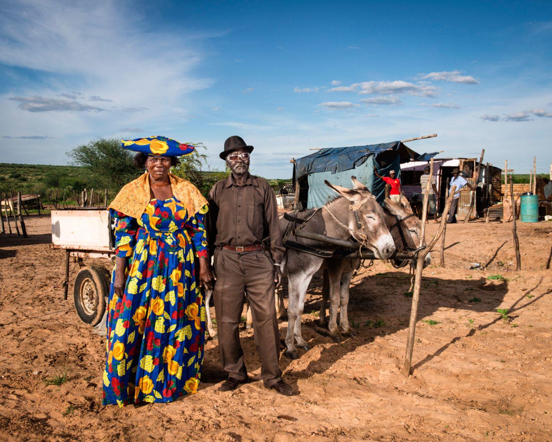 Herero, Namibia